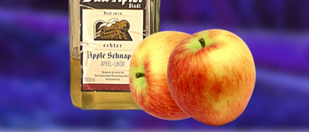 яблочный шнапс