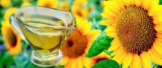 очистка алкоголя растительным маслом