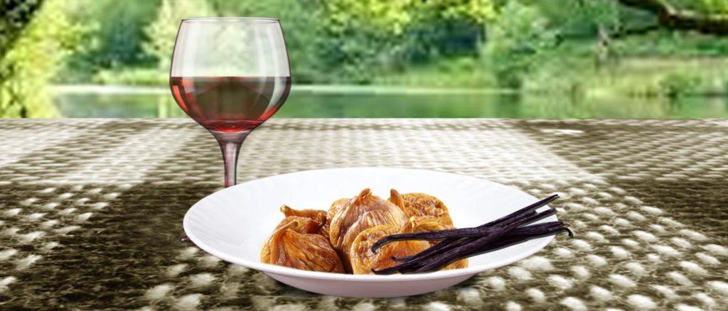 настойка инжира на вине