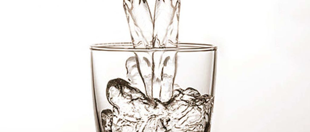 добавление воды