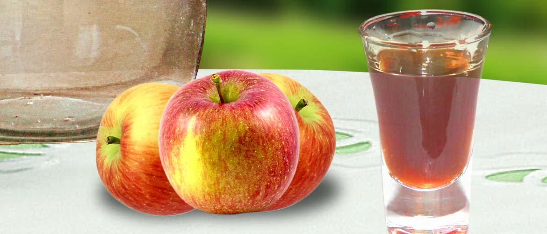 настойка на яблоках