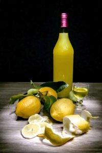 итальянский лимончелло