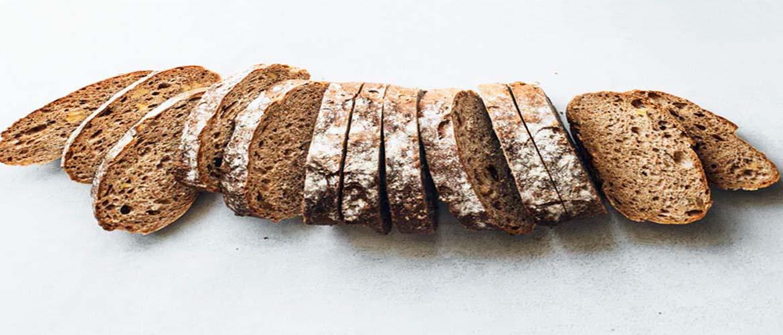 очистка алкоголя хлебом