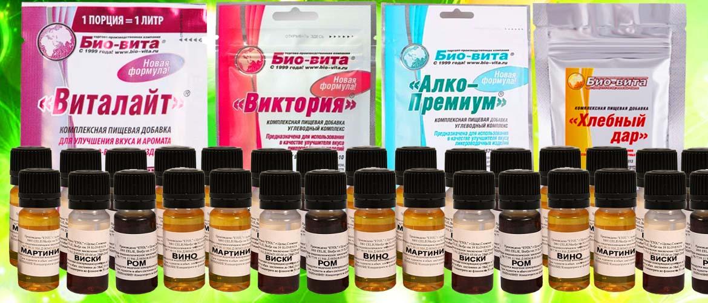 бонификаторы - добавки в алкоголь