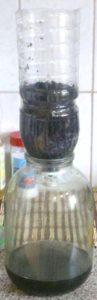 самодельный угольный фильтр